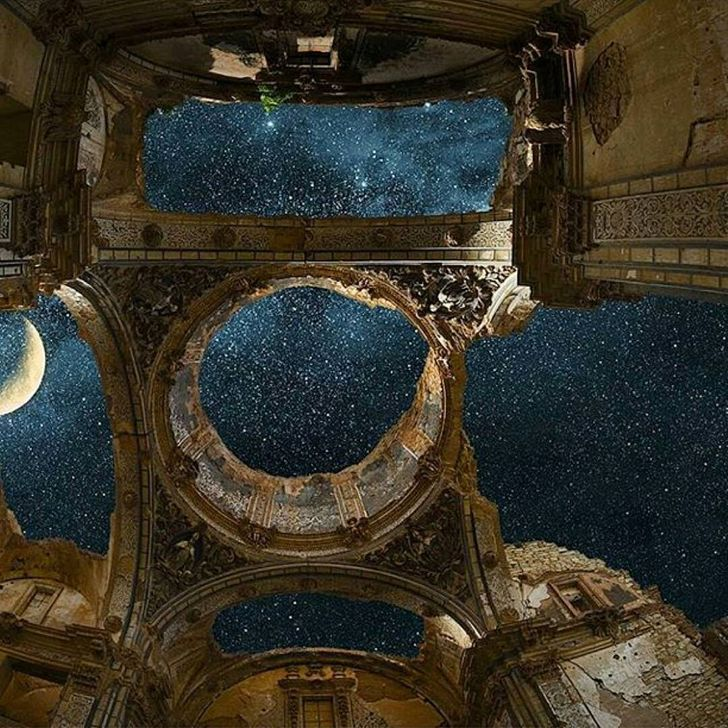 25Truly Stunning Shots ofAbandoned Places