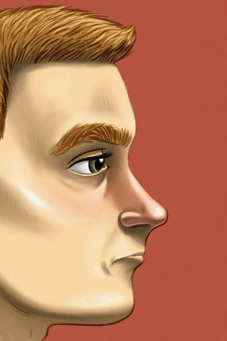 Test: Learn More About Your Personality by Looking at the Shape of Your Nose