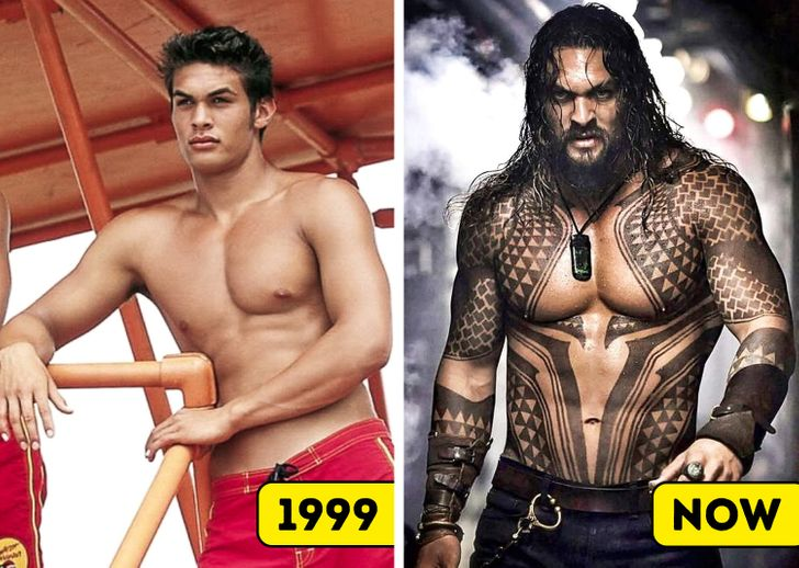 15 Brilliant Actors In Their First Movie Roles, and How They've Changed Since Then