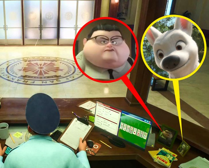 20 Easter Eggs In Animated Movies That You Ll Want To Go Find