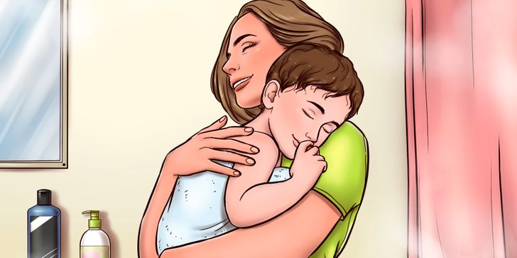 Why It's So Important to Hug Your Kid Regularly