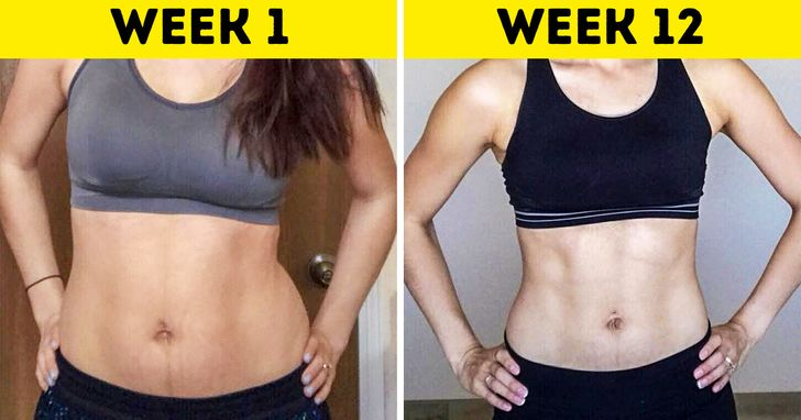9Effective Exercises toGet Rid ofthe Post-Baby Tummy (and Lack ofSelf-Confidence Too)
