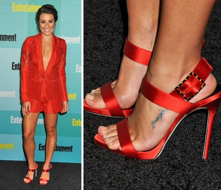 This Is Why Celebrities Wear Shoes That