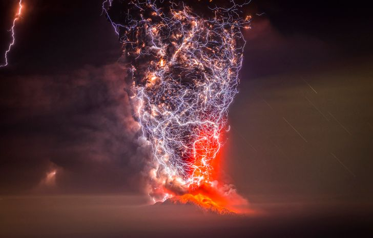 17Curious Phenomena That Occur onOur Planet