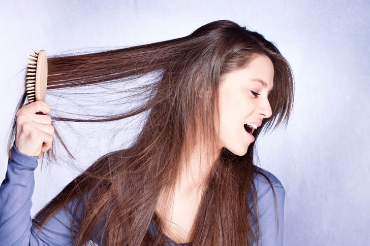 16Steps toHealthy, Strong, and Shiny Hair