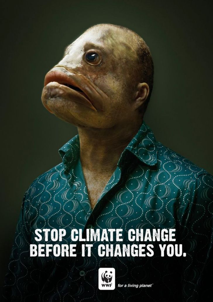 30ofthe most striking environmental campaign ads we've ever seen