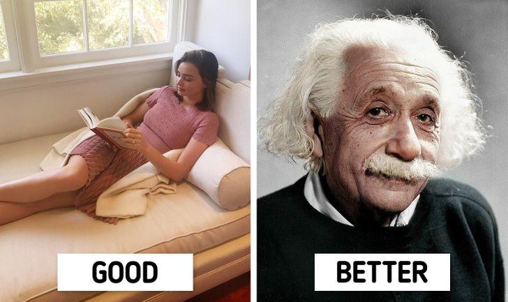 2-hodinové pravidlo je tajomstvom, ktoré Einstein používa, a tu je príklad, ako ho môžete začať praktizovať už dnes