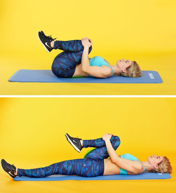 5 Back Exercises to Make You Feel Like You've Just Had a Massage