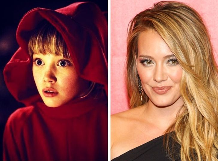 15Famous Kids Who Changed Beyond Recognition