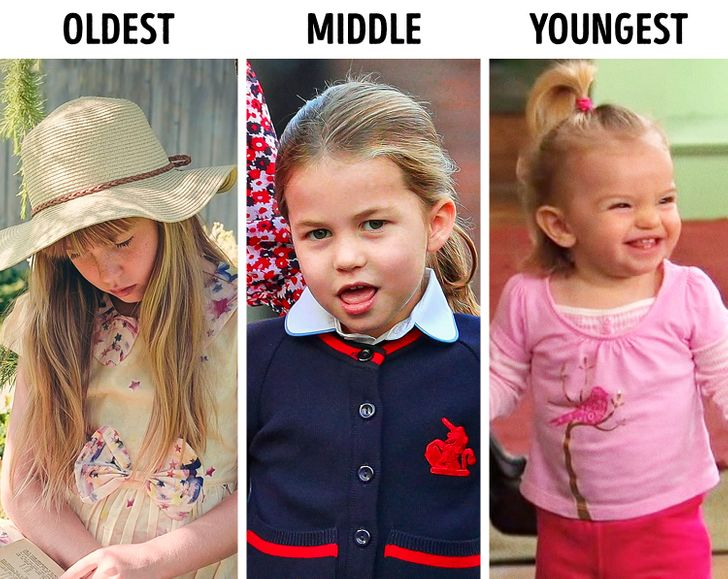 Middle Children Are the Most Sociable Ones of the Family, and Here's Why