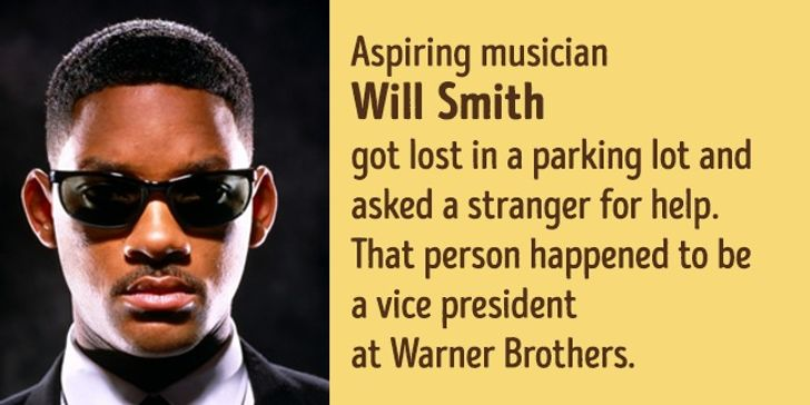 20ordinary people who accidentally became Hollywood stars