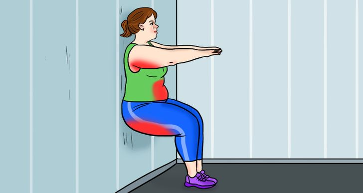 8-Minute Workout That Can Help You Shed Annoying Pounds
