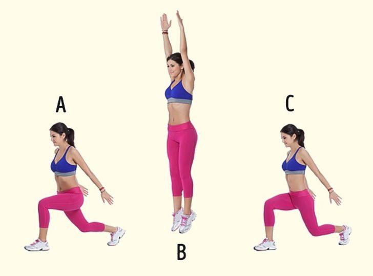 7 prostych ćwiczeń na idealne pośladki, uda i nogi