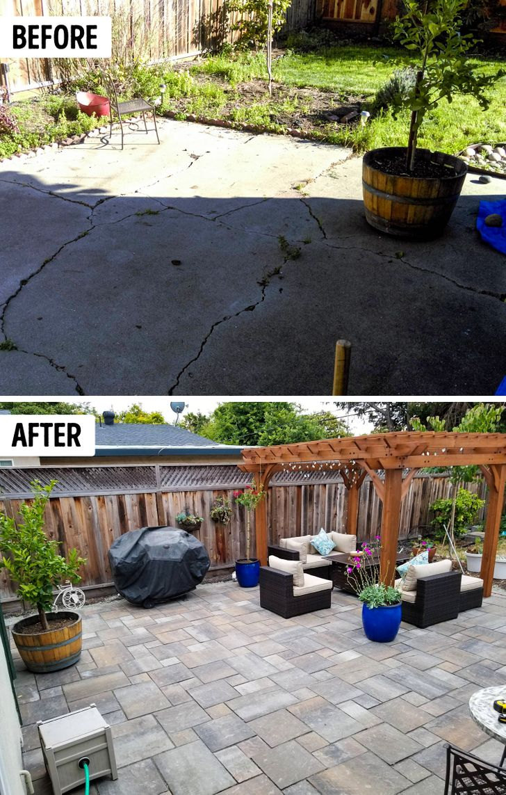 20 Yard Renovations That Will Make You Want to Go Outside and Get Started on Yours