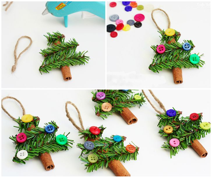 15superb Christmas decorations you can make with your kids