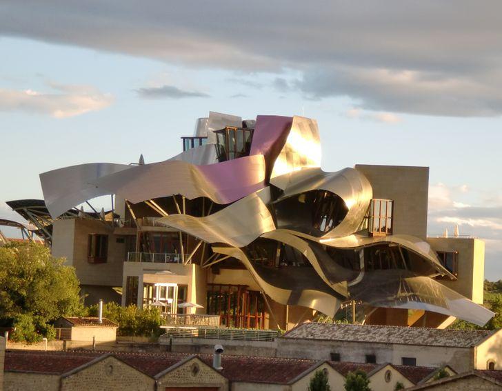 architektonické diela
