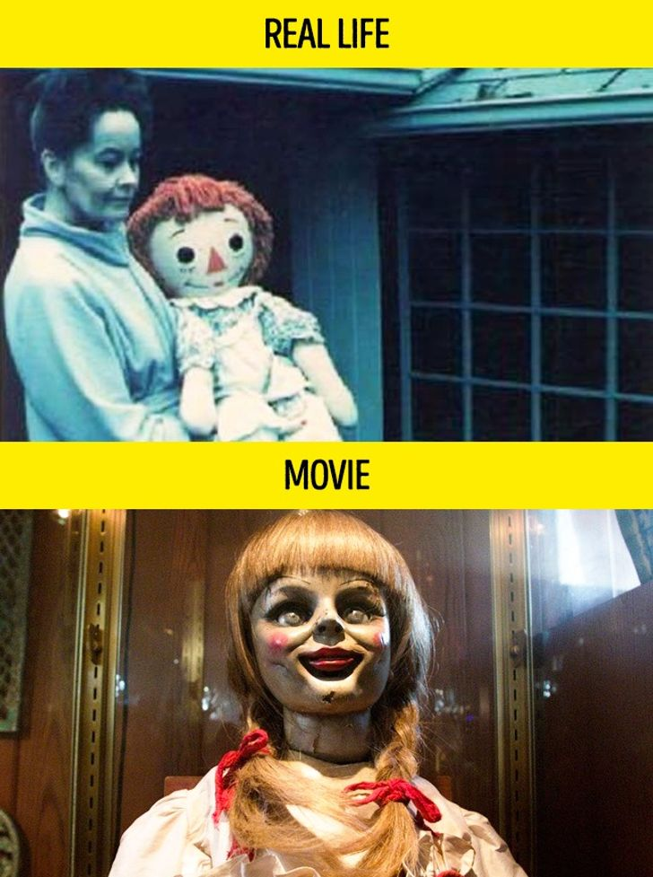 13 Horror Movies Based on Real Stories