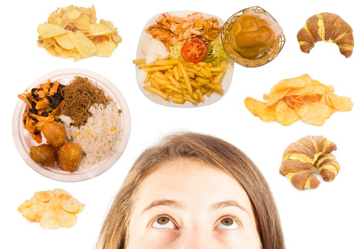 Dieticians Say There Are12 Different Types ofHunger and Each Can BeControlled inaDifferent Way