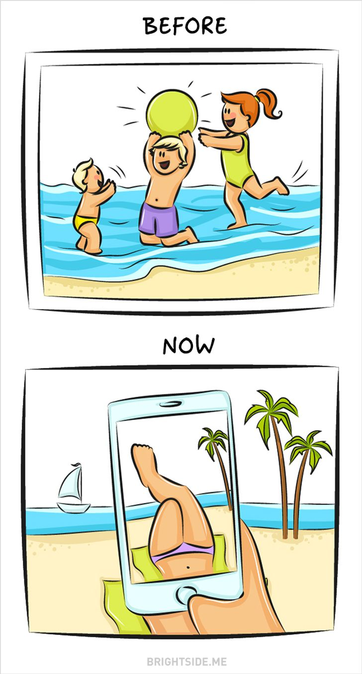 10Pictures That Illustrate How Today's World Has Changed