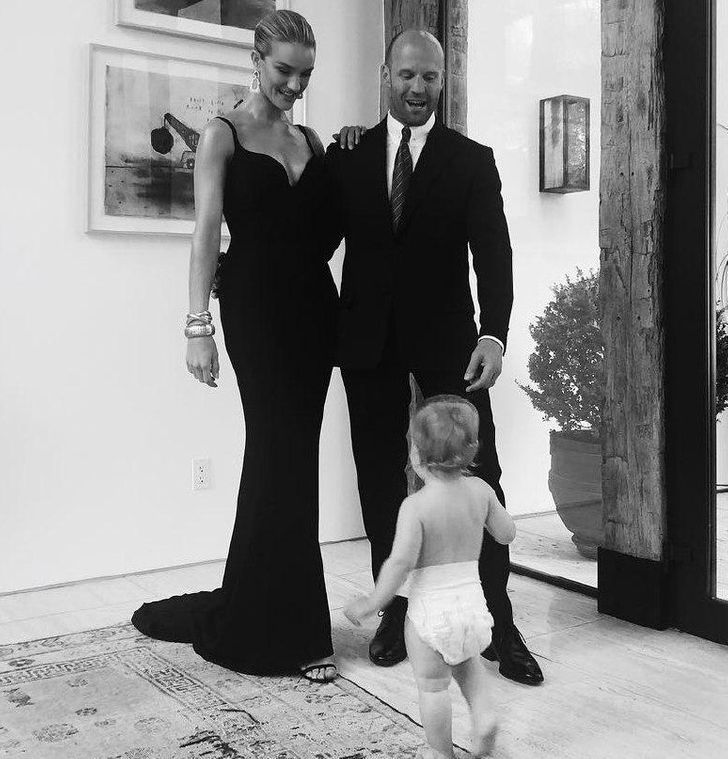 The Story of Jason Statham's Love That Proves Age Is ...