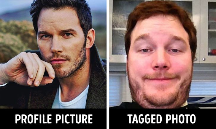 17Proofs That Profile Pics Are aLie