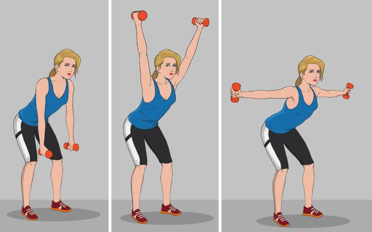 Các bài tập tránh tích mỡ, giảm béo cho người trên 40 tuổi - hình ảnh 6