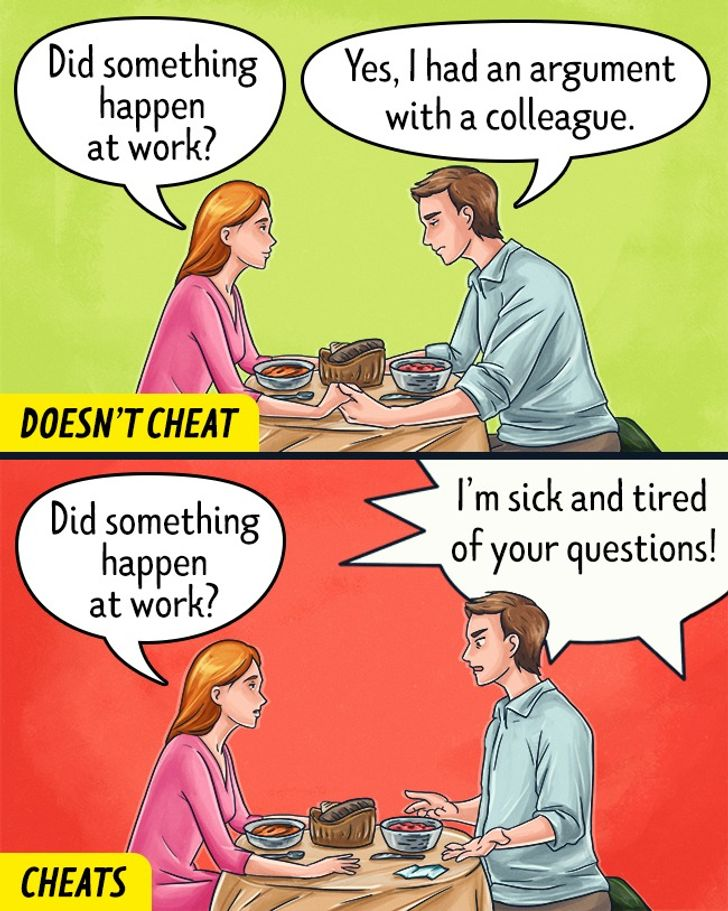 APrivate Investigator Tells About4 Clear Signs That Your Husband IsCheating onYou