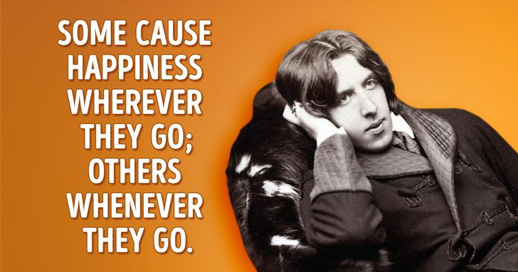 25+ Powerful Quotes by Oscar Wilde That Can Echo in Every Cell of Your Body