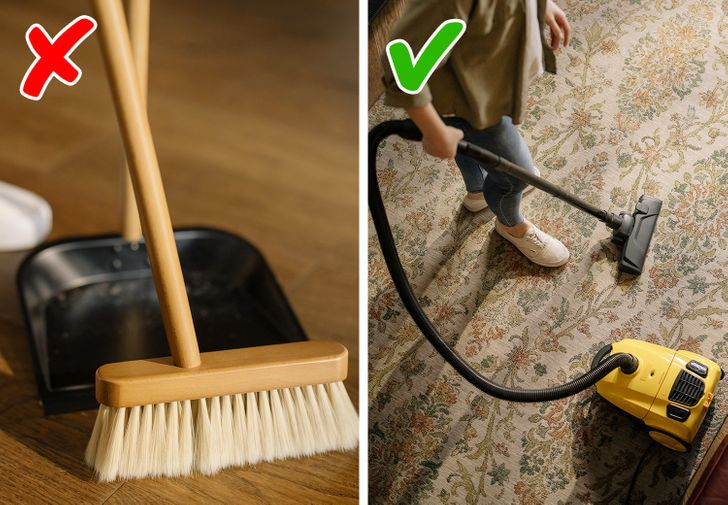 10+ Mistakes in Housekeeping That Harm Both Our Homes and Our Health