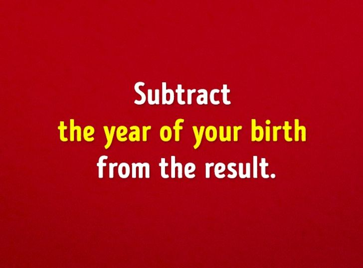 WeWill Guess Your Real and Psychological Age inaMinute!