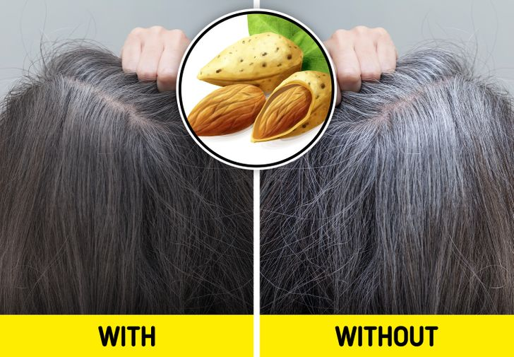 10 Remedies That Might Treat and Prevent Gray Hair