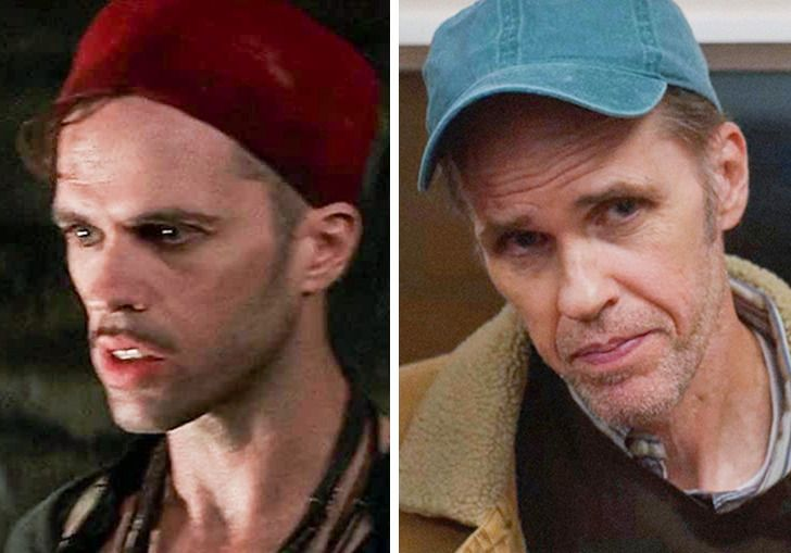 """How the Actors From """"The Mummy"""" Have Changed With Time"""