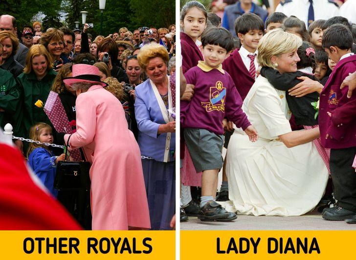 7 Times Princess Diana Broke Royal Parenting Rules