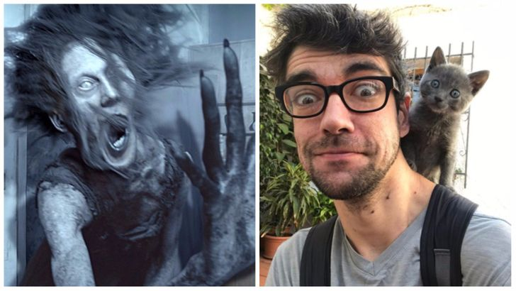 What Horror Movie Actors Look Like inReal Life