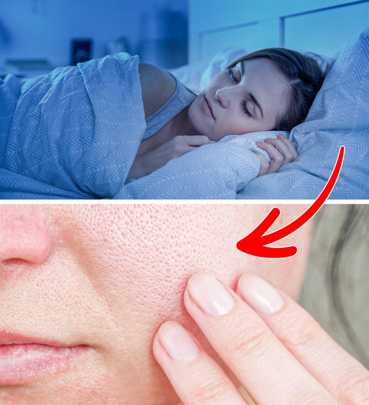 What Can Happen to Your Skin If You Start Sleeping Without a Pillow
