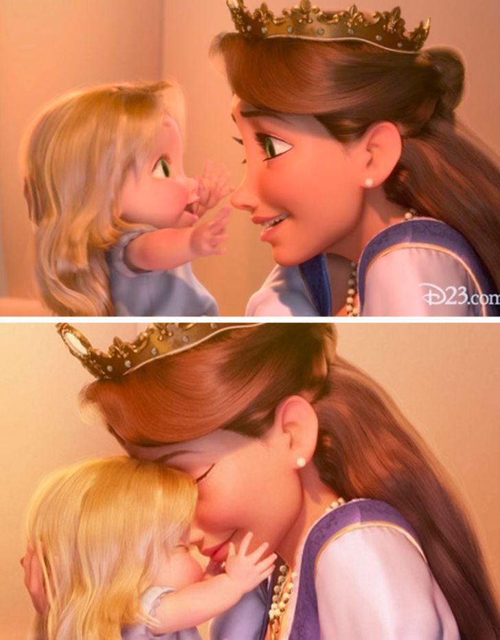 © Tangled/ Walt Disney Animation Studios
