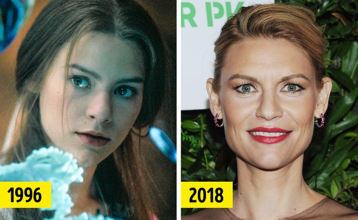 What the Celebrities WeAdored inthe 1990s and 2000s Look Like Today