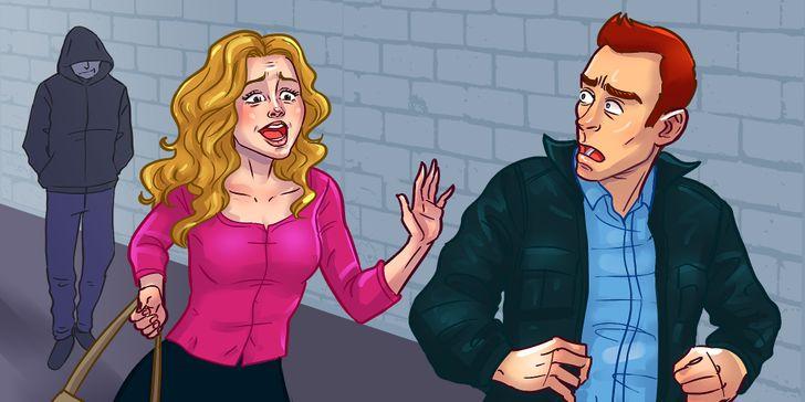 Rastgele Bir Kız Herkese Açık Olarak Arkadaşınız Gibi Davranmaya Başlarsa Birlikte Oynayın.  İşte Nedeni