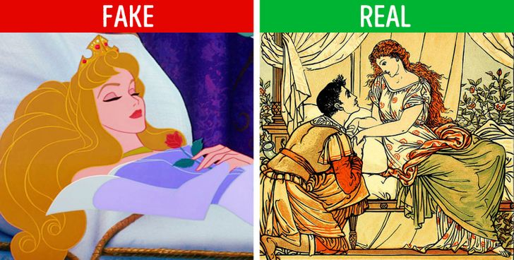 9Real Stories Behind Disney Princesses