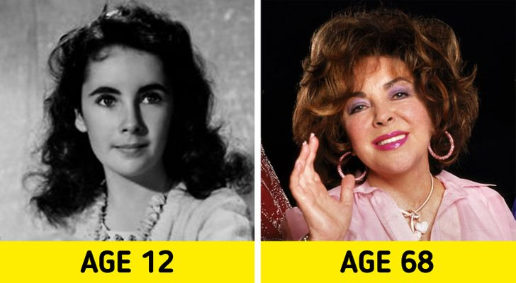 How 15+ Iconic Actresses Looked in Their Starring Roles and Last Acts
