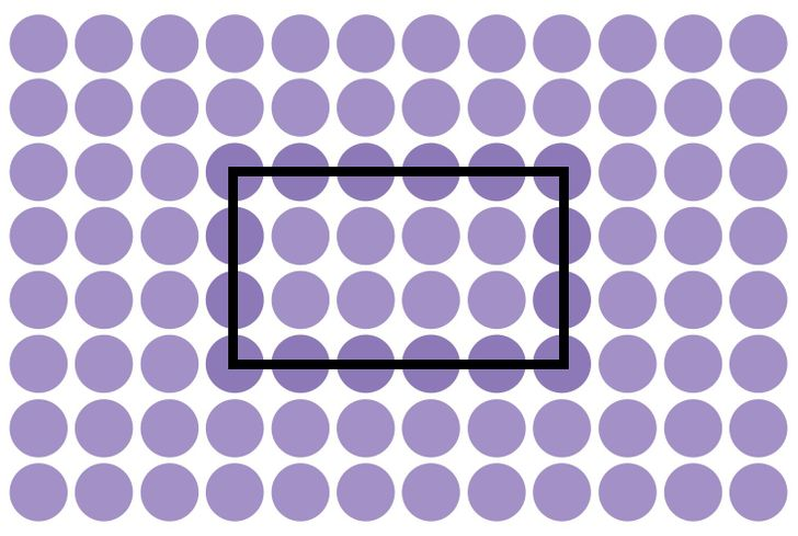 Did you spot the rectangle? Solution 4 of 15.