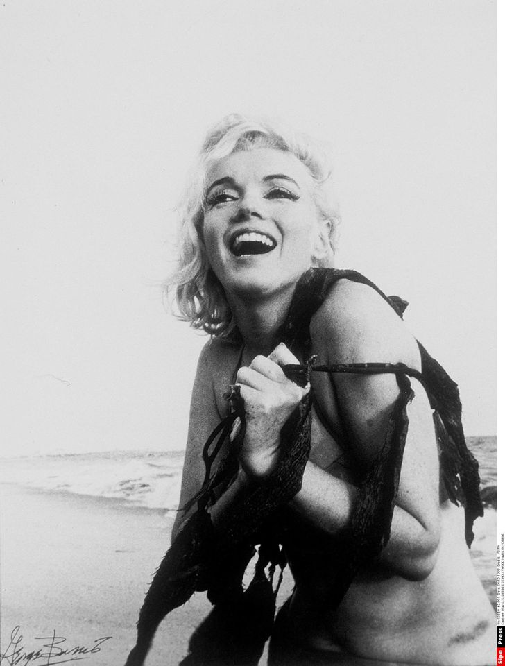 """""""I Can Be Smart When It's Important, but Most Men Don't Like It."""" The True Story of Marilyn Monroe"""