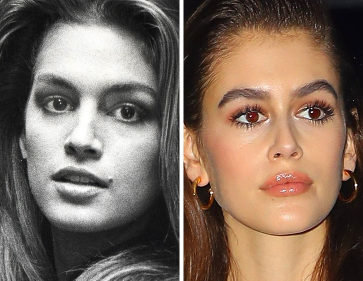 14 Photos of Celebrities and Their Children at the Same Age