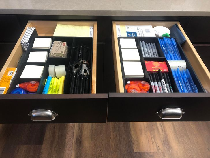 20+ People Who Achieved Perfection When Organizing Their Stuff