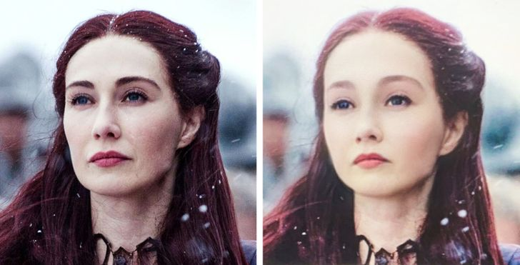 We Used The Snapchat Baby Filter On The Game Of Thrones Stars And The Pics Are