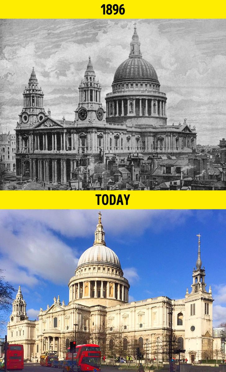 20 Pictures Showing How Much the World Has Changed in the Last 100 Years