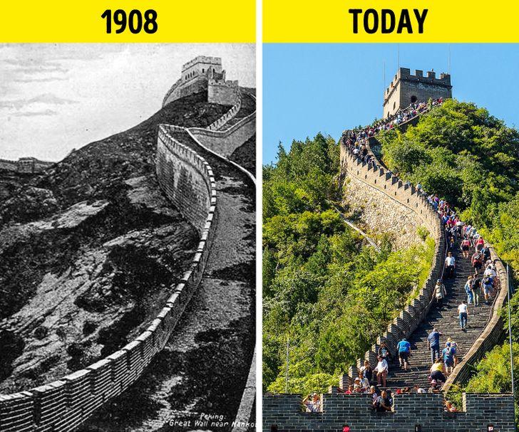 20 obrázkov, ktoré ukazujú, ako sa svet zmenil za posledných 100 rokov