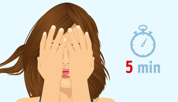8Exercises All People With Tired Eyes Need toDo