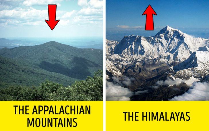 15 Unexpected Geography Facts They Didn't Teach Us in School