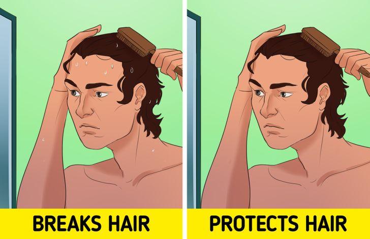 Dolaşık Saçları Açmak İçin 7 Öneri!
